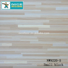 NWseries Three pieces of oak Parquet wood flooring engineered Parquet Flooring