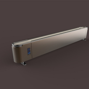 Online Exporter for Heat Storage Electric Radiator Skirting line type Storage Electric Radiator export to French Guiana Factories