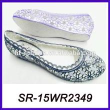 Pvc Luft italienischen Frauen Schuh Fabrik Schuh Schuhe Frauen China Frauen Schuhe