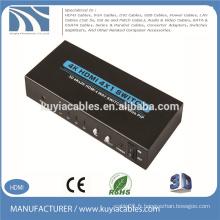 Commutateur de commutation HDMI à 4 ports 4X1 avec fonction PIP Support 4Kx2K 3D 1080P 2160P