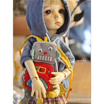 BJD Robot Backpack Bag for YOSD Jointed Doll