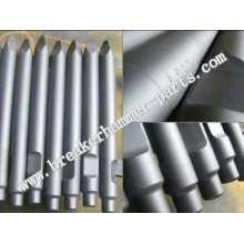 Hydraulic Breaker Hammer Cone Chisel FURUKAWA HB20G,F22