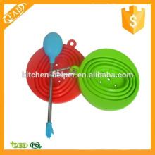 BPA Free Food Grade Silicone Coffee Tasting Spoon