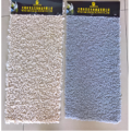 Non-slip washable polyester cut loop shaggy carpet