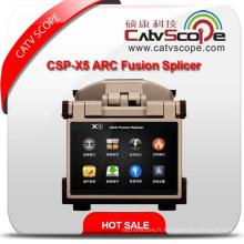 Catvscope Csp-X5 Arc Fusion Splicer haute performance