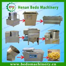 BEDO Potato Chips Production Line/Fried Potato Crisps Processing Line/French Fries Line