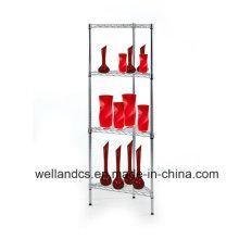 Forme el metal de acero fuerte Exhibitio / el estante de la exhibición (CJ4545150A4C)