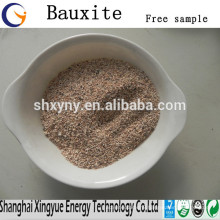 China calcined bauxite price/bauxite with competitive price