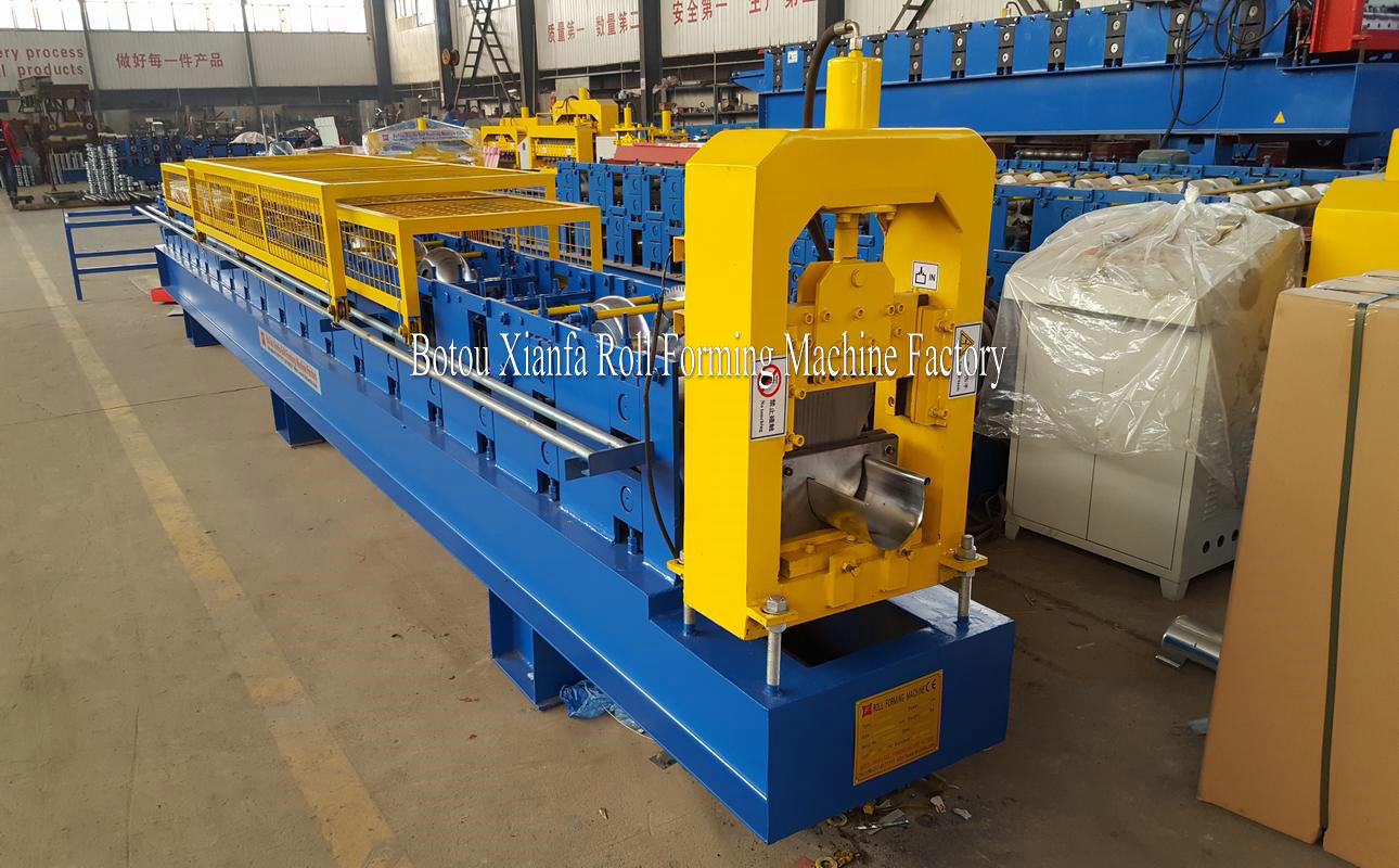 gutter making machinery
