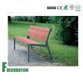 WPC Outdoor Waterproof Park Bench, Banco de jardín, Silla de jardín