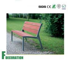 WPC напольная деревянная пластичная составная сад/ Парк скамейка