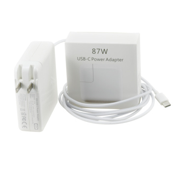 OEM 87W Tipo C Power Adapter para APP