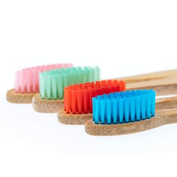 Wholesale Eco-Friendly Bamboo Bristle Toothbrush