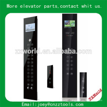 elevator touch glass cop and lop&elevator touch cop lop