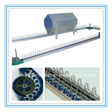 Hot Sale Poultry Farm Equipment Chain Feeding System for Breeders Chicken