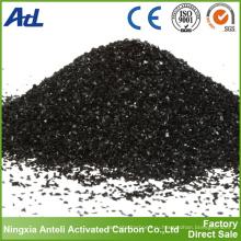 Активированный уголь для добычи золота