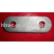galvanized forged materials-yoke plate