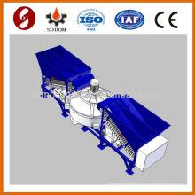 MD1800 usado planta de hormigón móvil de hormigón, planta móvil de hormigón móvil usado mixing.used planta de hormigón móvil