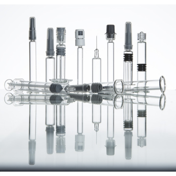 Disposable Prefilled Syringes With Needle