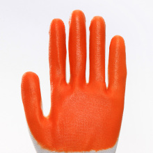 Multicolor Nitrile Working Gloves Non-slip