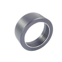 Precision CNC Machining Parts Aluminum Anodizing Black Brass Turning Parts Custom Metal Fabrications