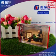 Customized Craft Souvenir Acrylic Photo Frame