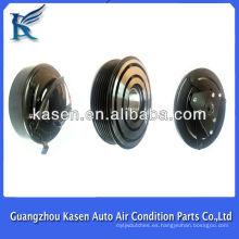 De alta calidad de bajo precio Auto compresor embrague bobina y pully