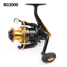 in Stock Plastic Spinning Fishing Reel