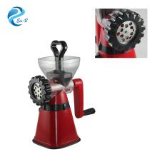 Máquina para picar carne portátil manual eficiente de la mejor cocina familiar de Salling para la venta al por mayor