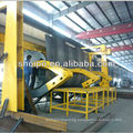 SHUIPO tank rolling machine/tank truck machine