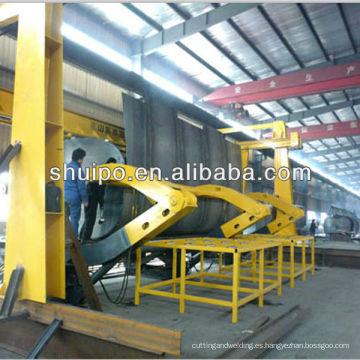 SHUIPO tanque máquina de laminación / tanque de la máquina de camiones