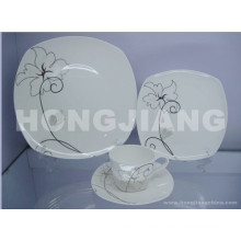 Bone China Dinner Set (HJ068001)
