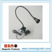 Bend Soporte de Base Magnética con 3 W LEDs de Luz