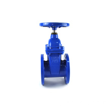 Alibaba best sellers full open a350 resilient ductile iron pn25 gate valve dn500