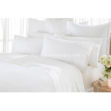 Hotel luxury bed cover 60S*40S satin