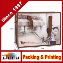 Promoción compras embalaje no tejidas bolsa (920059)