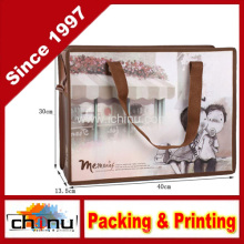 Promoção embalagem de compras não tecidos saco (920059)