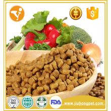 Saveur de poulet nutritive à haute teneur en protéines et calcium