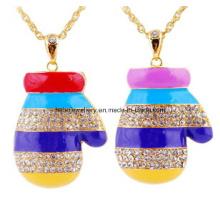 Jóias de natal / natal colar / pingentes de natal (xjw13341)