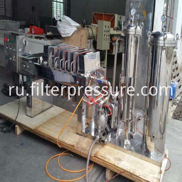 Best Quality Filter Press