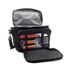 3pcs bbq tool set in cooler bag