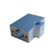 Fabrication services anodizing/brushed custom cnc machining aluminium