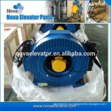 Motor del elevador usado para el elevador