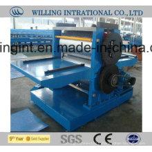 Machine de gaufrage colorée en métal de haute qualité et de vitesse pour la tôle d'acier inoxydable