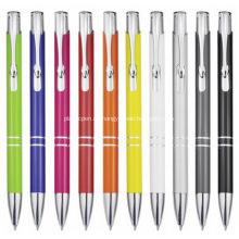 Kundenspezifische Werbe-Aluminium-Kugelschreiber mit Logo