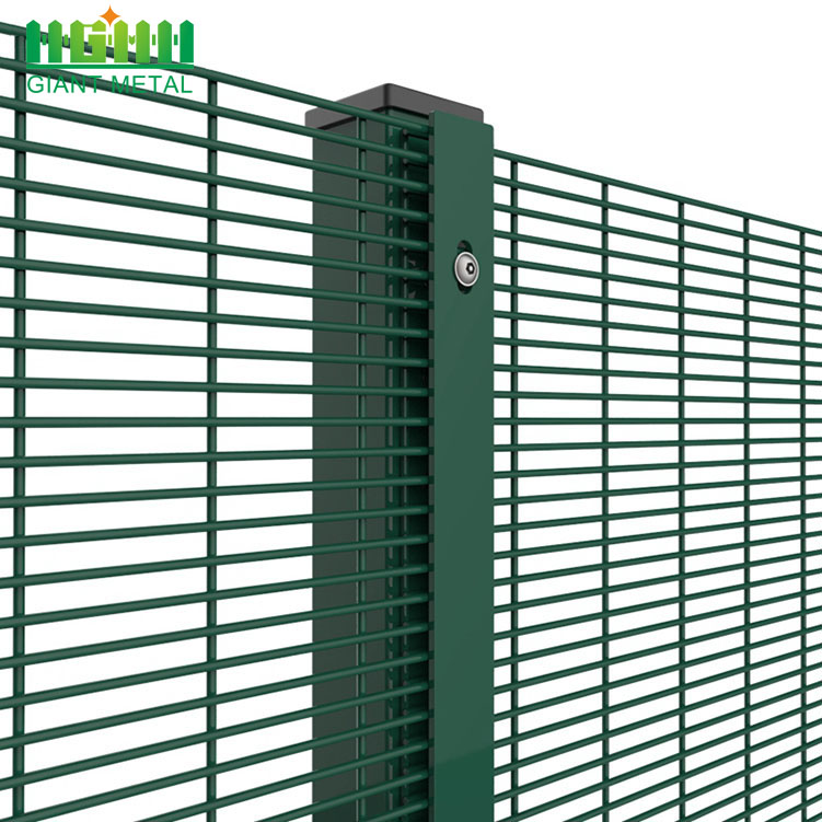 High+Security+PVC-Coated+358+Fence+Welded+Wire+Mesh