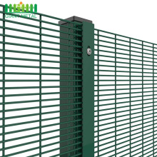Welded High Security Wire Mesh Panel Garden Fence