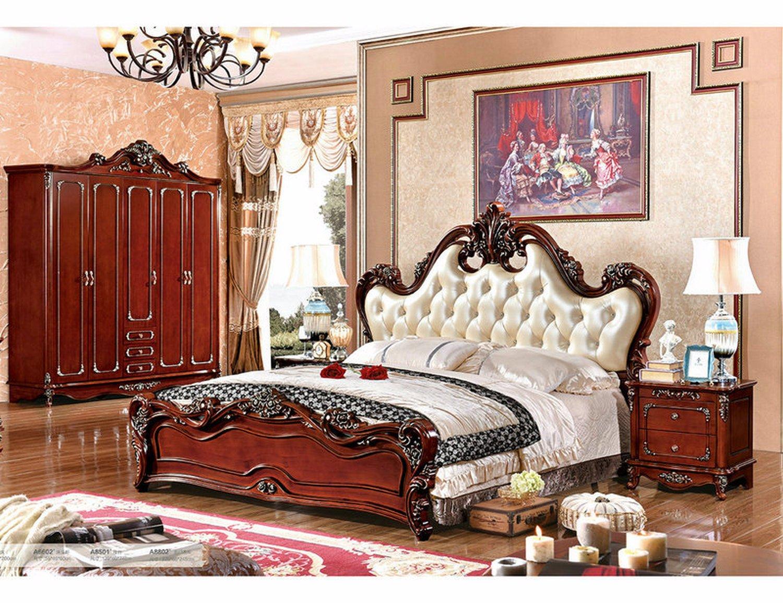 Ensemble De Meubles Chambre A Coucher De Chine Usine Luxe Style