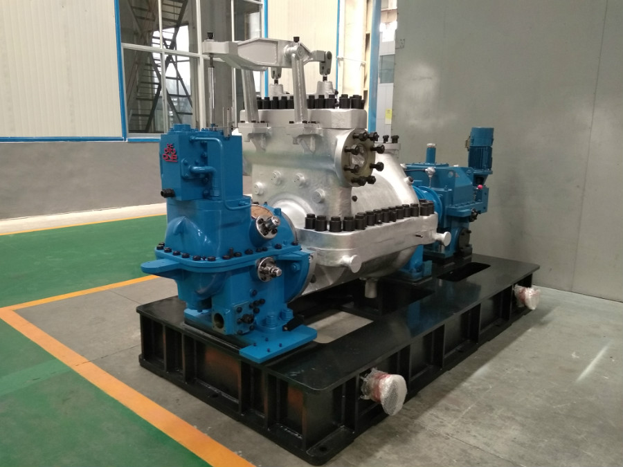 Condensing Steam Turbine 9