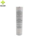250ml plástico estampado en caliente que blanquea el paquete crema hidratante del tubo del cuerpo